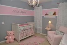 Baby nursery / by Felicity Pierson