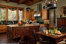 Kitchens & Dining areas / by Kathy Tapley