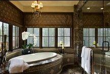 Ravishing Bathrooms / by Kathy Tapley