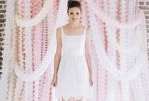 The Little White Dress / by Altar Bridal