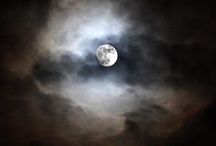 MOON and SPACE / by Judy Castle