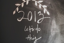 Goodbye 2012 Get out! / by Queenie Baxter