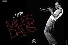 Le soir où j'ai rencontré Miles Davis / Article paru dans le magazine numérique CouleursJazz / by Zycopolis Prod
