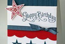 Birthday cards / by Sandra Guinaugh