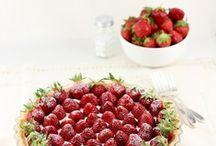 Strawberry Everything / by Jamie Schler