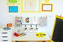 Decoración en casa para los niños / by INFORME INMOBILIARIO