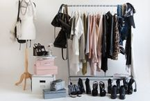 Clothes Horse / The most amazing closet I've ever had! / by Suzie Nagorny