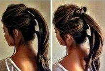 Hair and Beauty / Hair and beauty tips and tricks / by Cindy Wimmer