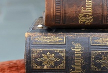 Victorian Albums / A collection of beautiful, antique photo albums from the Victorian era.   / by Cindy Wimmer