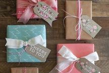 Packaging + Presentation / by Cindy Wimmer