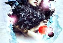graphic design / by Yelena Shabrova