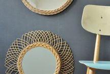 home: modern vintage / vintage meets design meets industrial - whites - fresh pastels - natural wood - pops of bright colour - playfulness - reuse & repurpose  / by Simone Akkermans