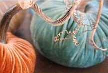 Decor~Autumn / by LoveFeast Shop