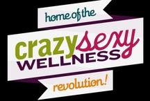 Crazy, Sexy 21-Day Health Challenge  / by Morgan Crampton