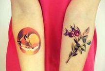 Tattoos / by Gillian Pearl