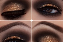 Lovely Eyes / I love experimenting with different eyeshadow color combinations. These are some that really speak to me :)  / by Chrys Shumpert