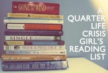 Books to Read / by Rachael Nichol