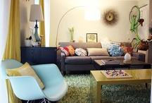 Apartment Living / by Rachael Nichol