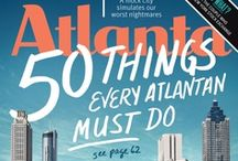 Forever I Love ATL (& GA) / Home is where the heart is / by Rachael Nichol