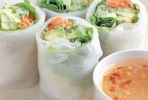 Asian Inspired Cuisine / by Jamie Kivela