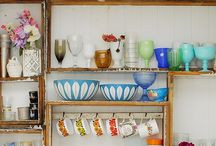 ⓚⓘⓣⓒⓗⓔⓝ ENCOUNTERS / Eclectic Kitchens and Decor Ideas   / by ╭⊰✿ Jeanne Romano ✿⊱╮