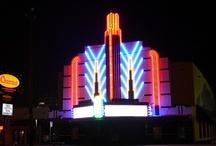 Movie Theatres / by Adrienne