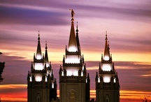 LDS Temples / by Adrienne