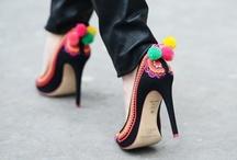 Footwear only /   / by Juliette Sobecki