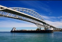 Port Huron / A variety of things to see around the Port Huron area. / by Discover The Blue