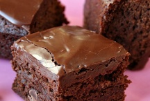 ~ Blondies,Bars and Brownies ~ / by Marsha Carr