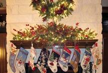 I love Christmas! / by Flourish Over 50