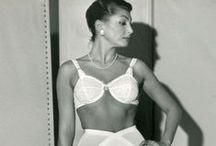 Vintage Lingerie / by Rago Shapewear