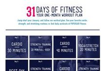 Get Fit / by Desiree Portillo