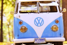 My Dream Car / ☮ The Hippie Side Of Me Aches For A VolkesWagen ☮ / by Ariana Hunkin