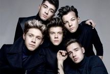 •One Direction• / ONE dream ONE direction / by Ariana Hunkin