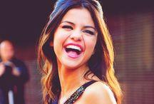 Selena Gomez / I admire Selena Gomez a lot. Her style, her beauty, her grace.  / by Ariana Hunkin