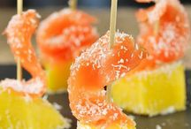 Amuse Bouche / Appetizers / by Kelly Tranum-Kelly