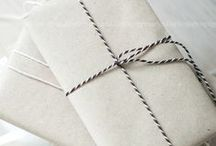 gift wrap / by Ginny Branch Stelling