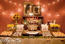 Couples Shower / by Mallory @ the House of Hydrangeas