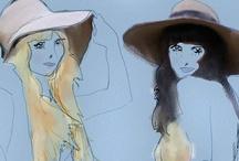 my illustrations / by Ginny Branch Stelling