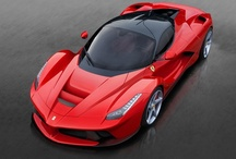 Ferrari / by David Schultz