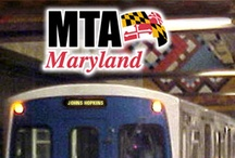 Maryland Transportation / Planes, trains, and automobiles can get you around Maryland -- and don't forget boats! / by Maryland