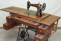 Sewing Machines / by Kathryn Sansing