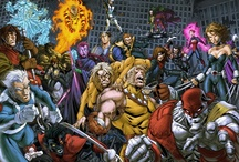 Mutants / by C A