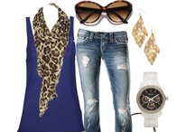 cute outfits! / by Krissy L Akers- Castillo