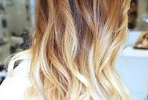 Hair / need to work in a solon so I can have all these colors and styles!! / by Krissy L Akers- Castillo