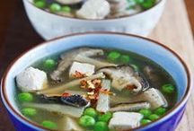 Food-Soup / by Dona Deam
