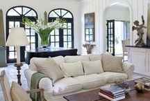 Loverly Spaces... / Beautiful Interior Living / by Linda Lara