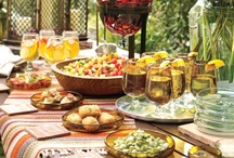 For The LOVE of Cooking & Entertaining... / Appetizers, Food, Desserts, Wine & Dine, Entertaining / by Linda Lara