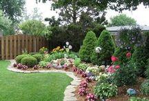 Landscape & Gardening  / by Kathryn Sansing